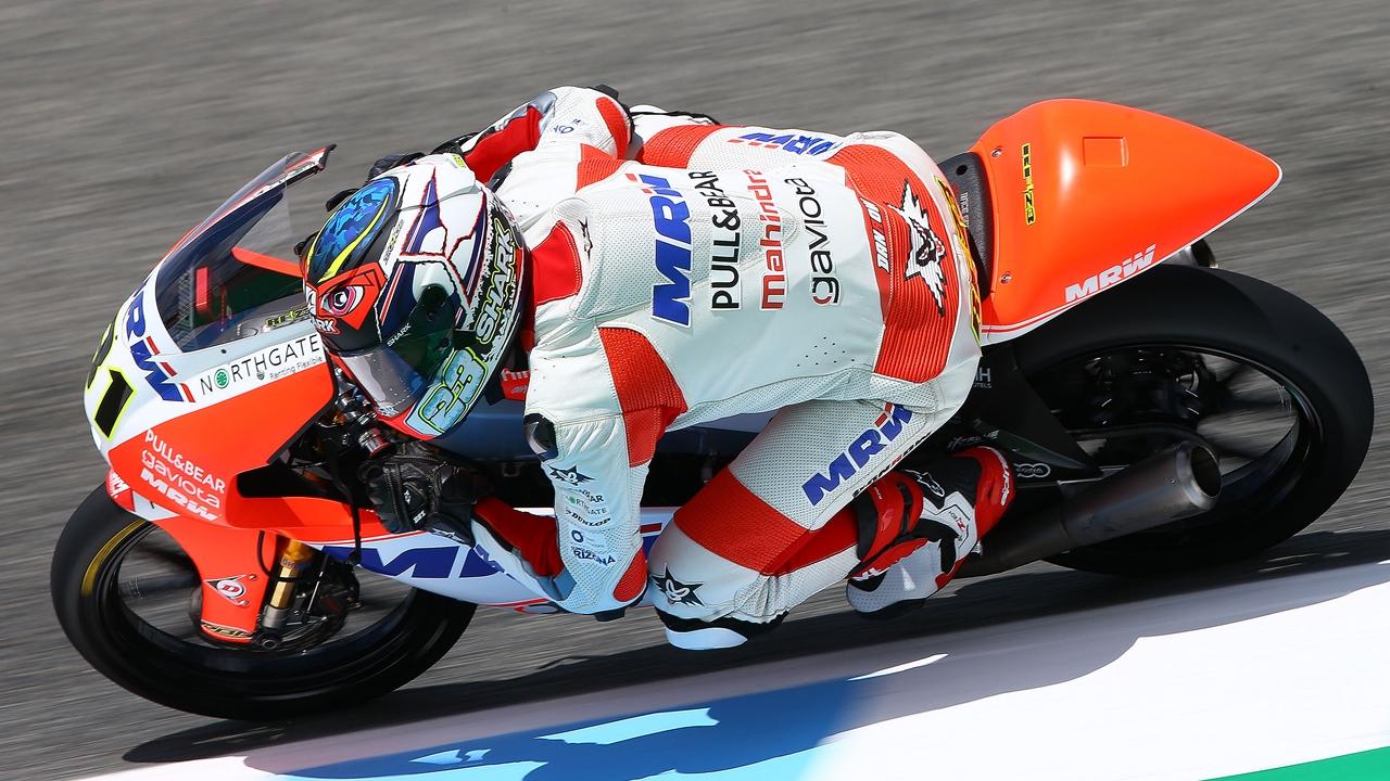 Raúl Fernández correrá en Assen y Sachsenring por Albert Arenas