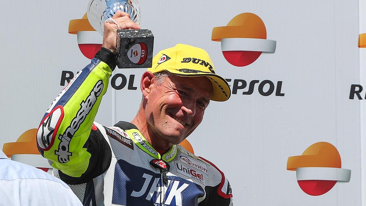 Philippe Le Gallo logra su primera victoria profesional... ¡a los 59 años!