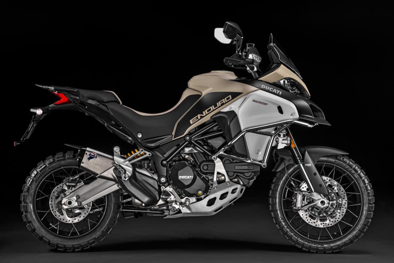 """Ducati Multistrada Enduro Pro, un paso más allá en el """"endurecimiento"""" de la MTS"""