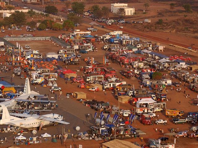 Última hora: El Rally Dakar, suspendido