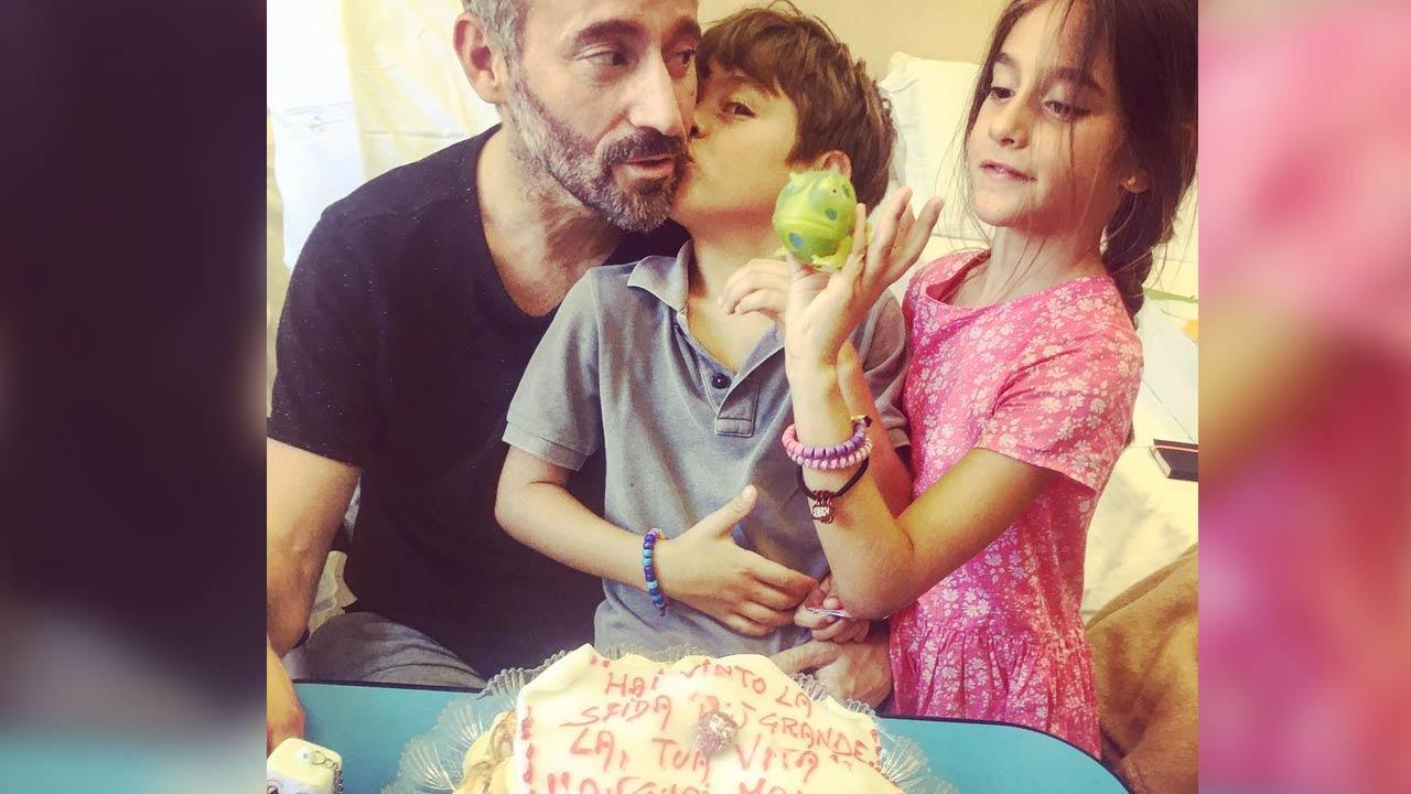 Max Biaggi sale de la UCI en su 46 cumpleaños