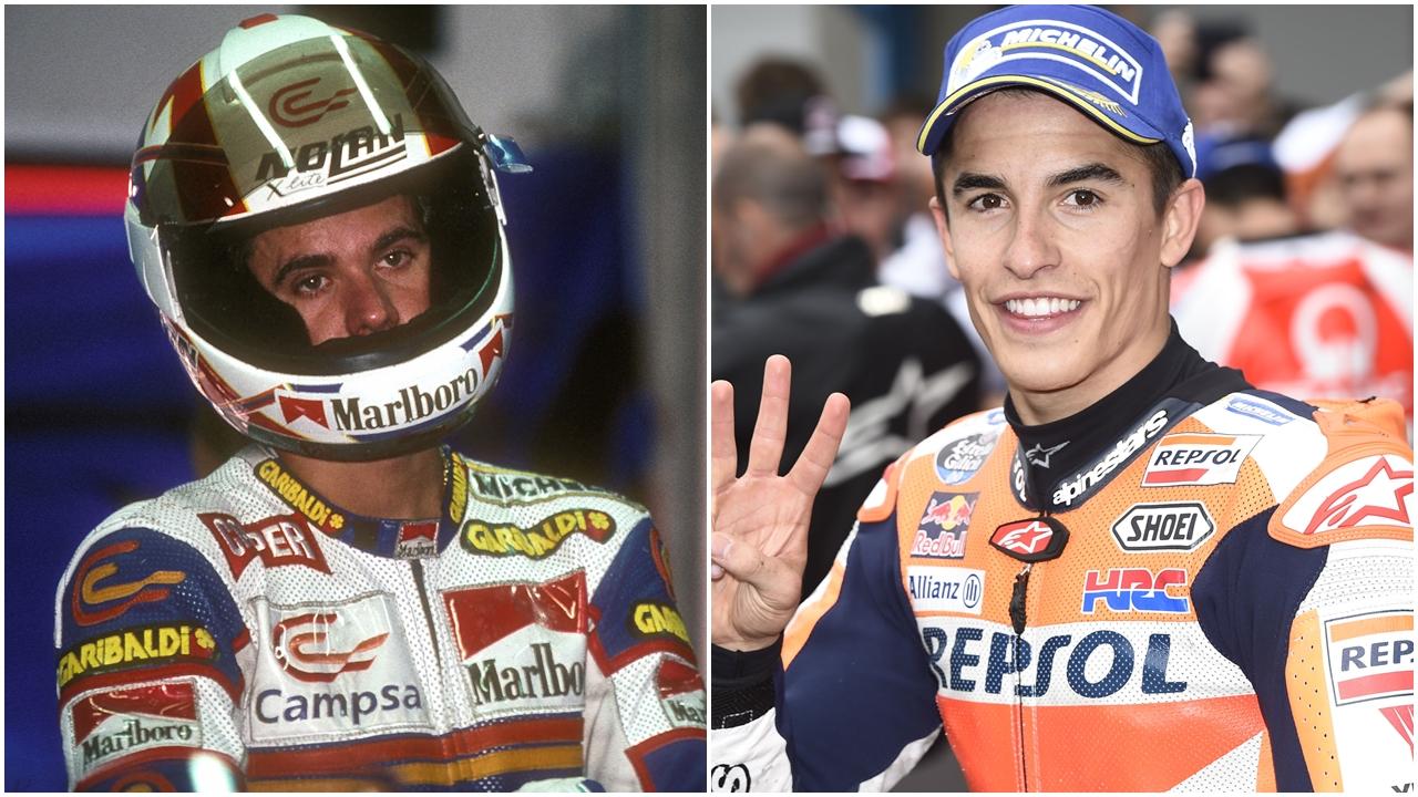 De Álex Crivillé a Marc Márquez: los 400 podios de España en categoría reina