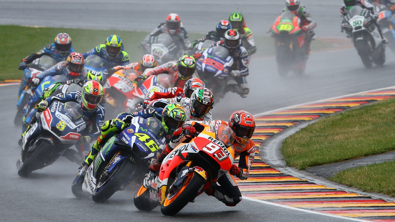 Horarios (actualizados) MotoGP Alemania 2017, dónde ver carreras en TV
