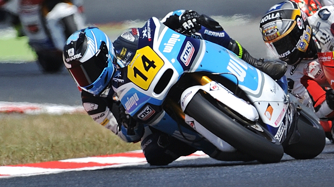 Héctor Garzó debutará en el Mundial de Moto2 por el lesionado Xavi Vierge