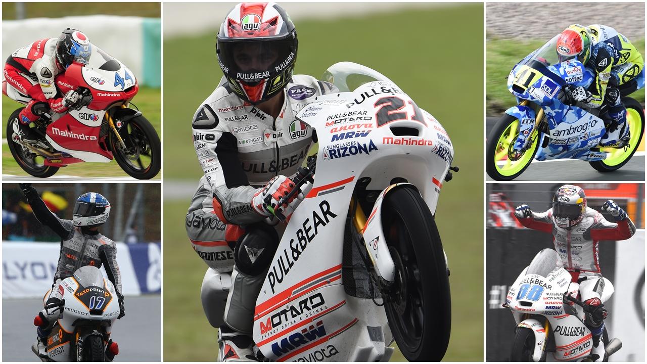 Mahindra dice adiós al sueño de Moto3 tras siete años y dos victorias... y media