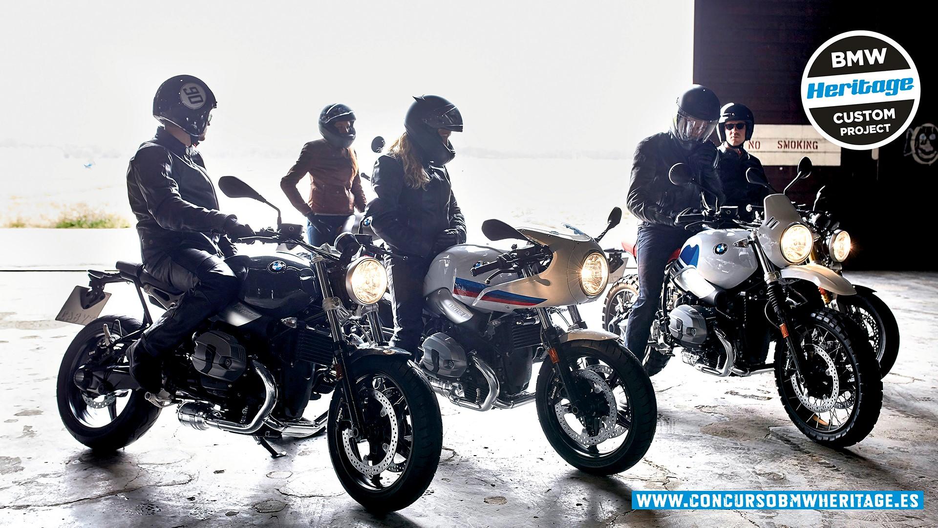 Vuelve el BMW Heritage Custom Project