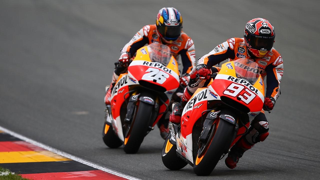 MotoGP 2017 llega a Sachsenring, territorio de Marc Márquez… y de Dani Pedrosa