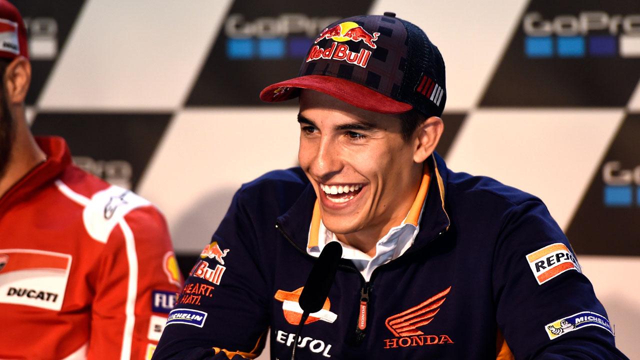 "Marc Márquez: ""Por mí que no hubiesen reasfaltado Sachsenring"""