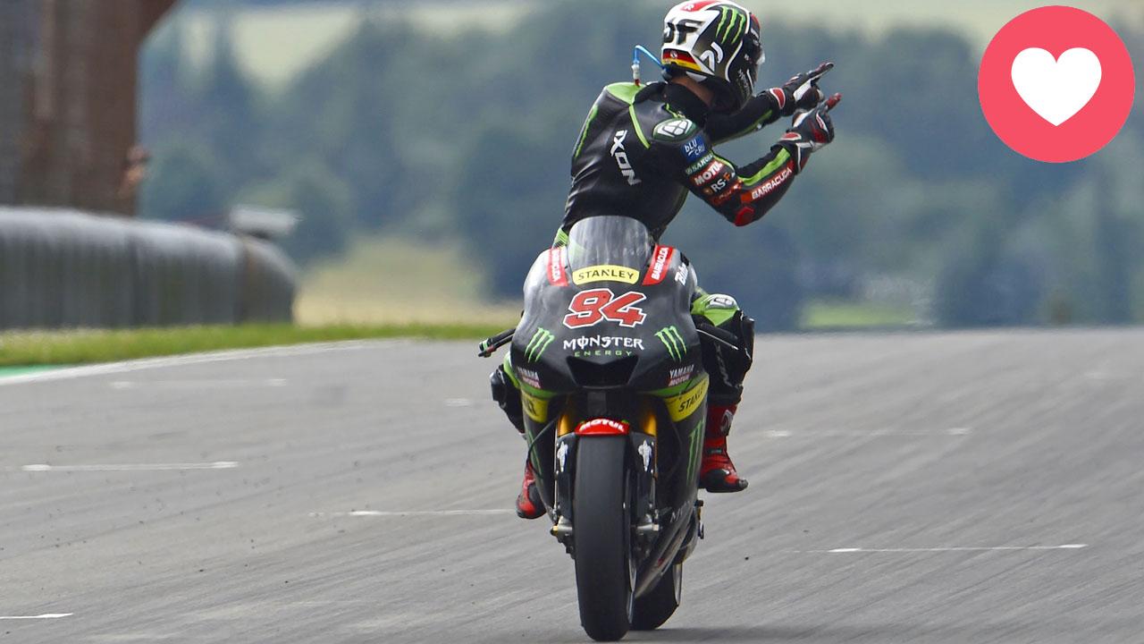 SocialGP, las 'Reacciones' de MotoGP Alemania 2017