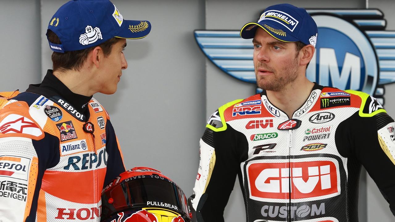 """Cal Crutchlow cree que Marc Márquez ganará MotoGP 2017: """"Es el mejor piloto"""""""