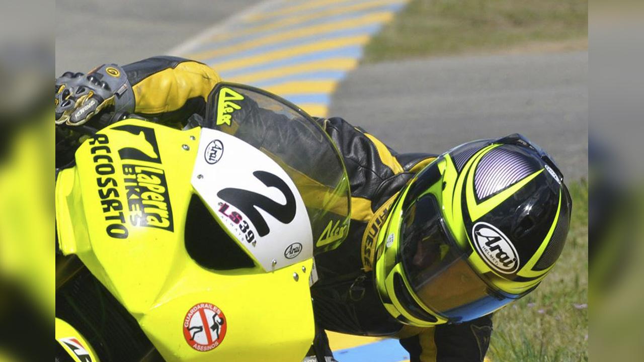 Álex Cruz logra su primera victoria en el 'Mundial' de motociclismo paralímpico
