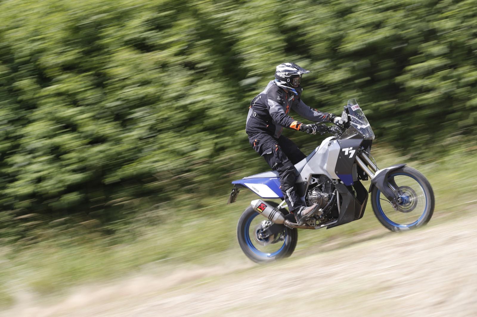 """Yamaha XT700Z Ténéré, probamos en exclusiva el prototipo """"T7"""""""