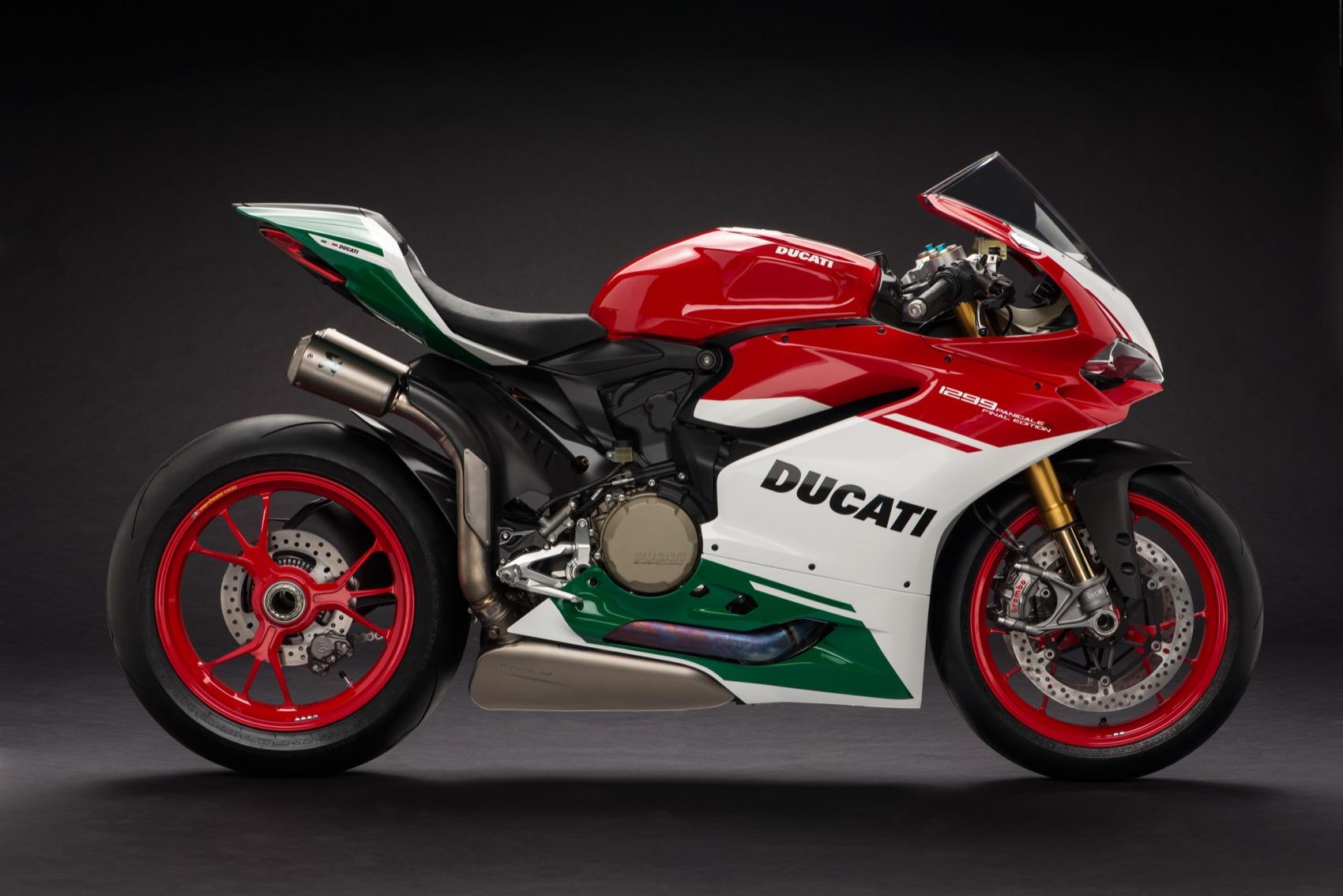 Ducati 1299 Panigale R Final Edition, así se despide Ducati de un ...