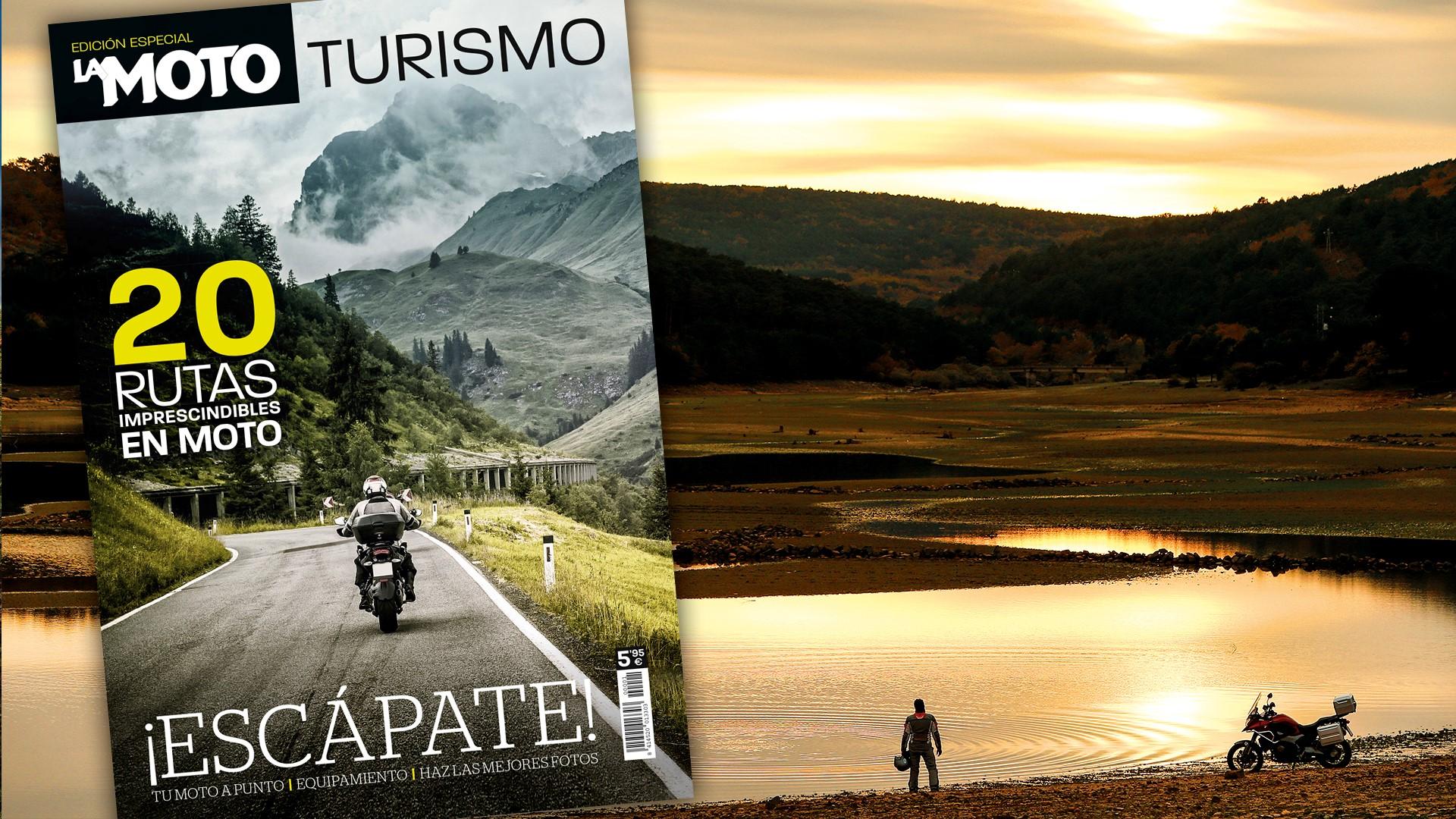 Especial Turismo: 20 rutas imprescindibles en moto