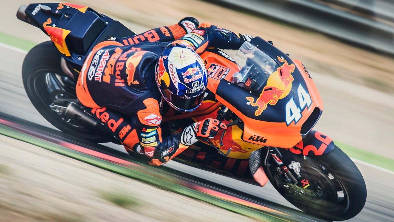 Miguel Oliveira se estrena con la MotoGP