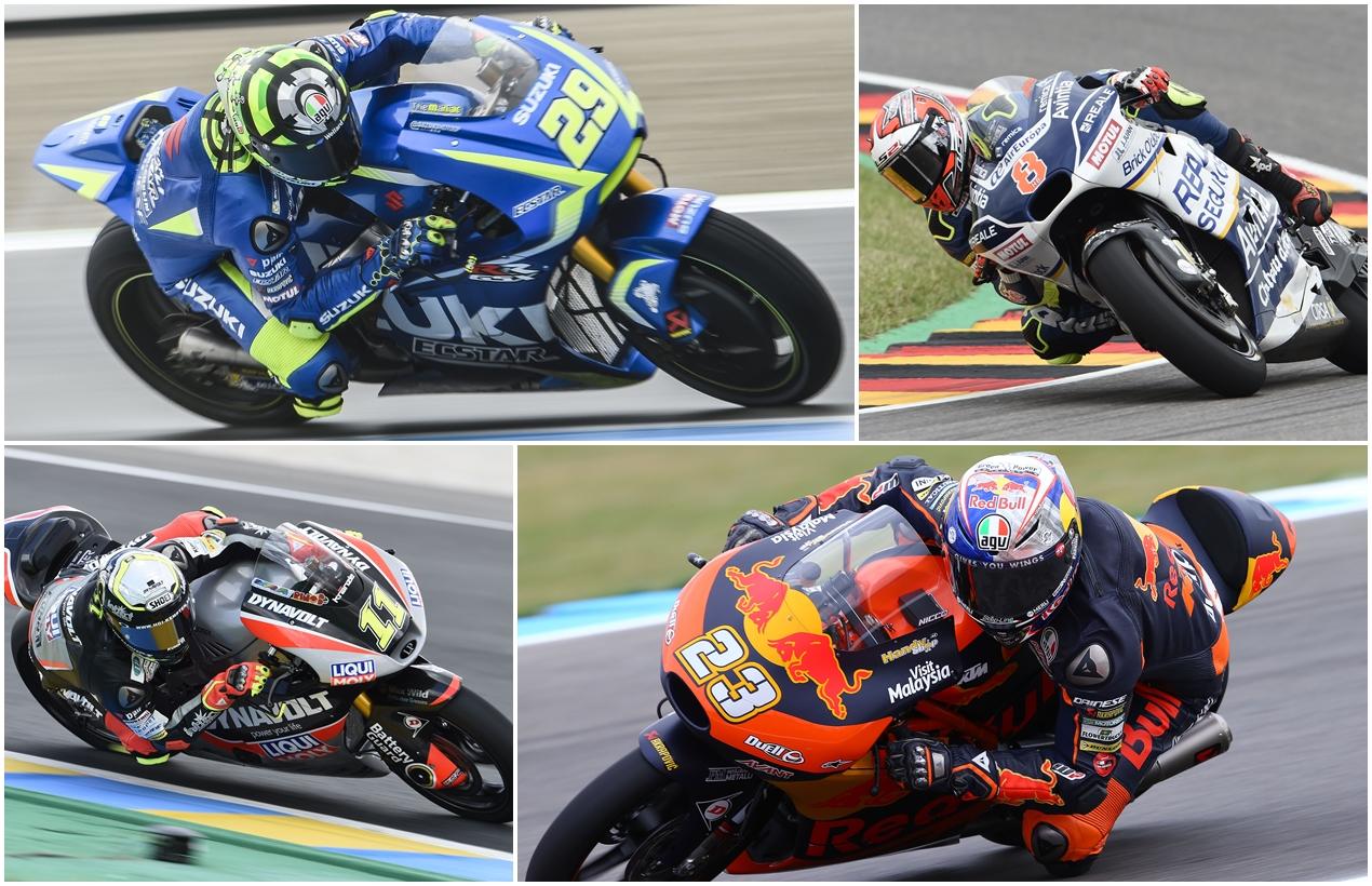 Las 12 decepciones de la primera mitad de MotoGP 2017
