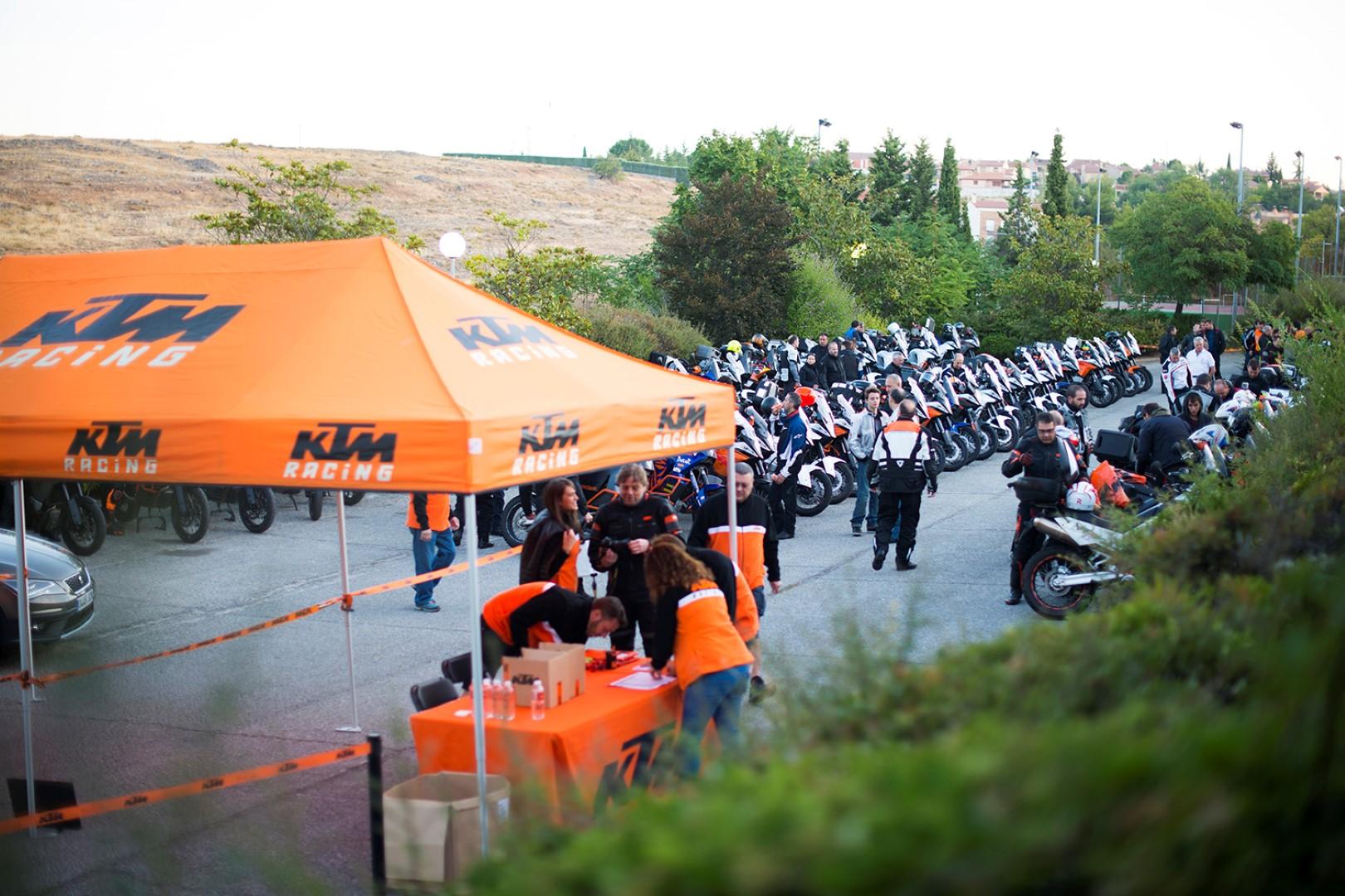 Reunión KTM Adventure 2017, ¡reserva tu plaza!