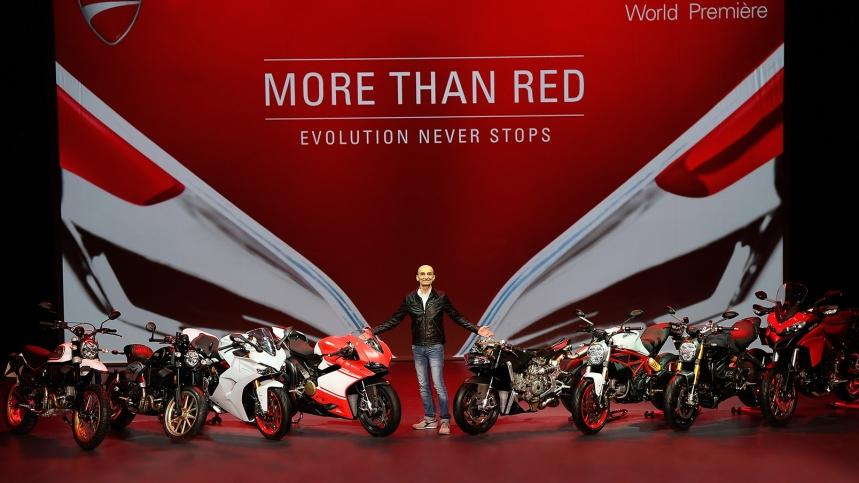 Ducati podría acabar en manos indias, según Reuters