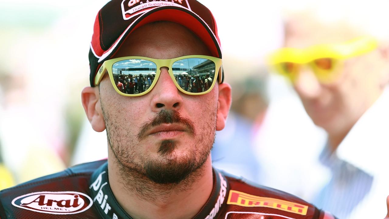 Davide Giugliano, cerca de sustituir a Nicky Hayden: hará un test con Honda