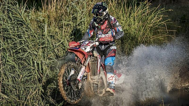 Joan Barreda conquista su cuarta Baja Aragón tras ganar todas las etapas