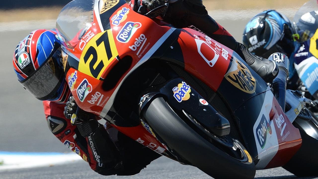 Joe Roberts sustituye a Yonny Hernández en el Mundial de Moto2