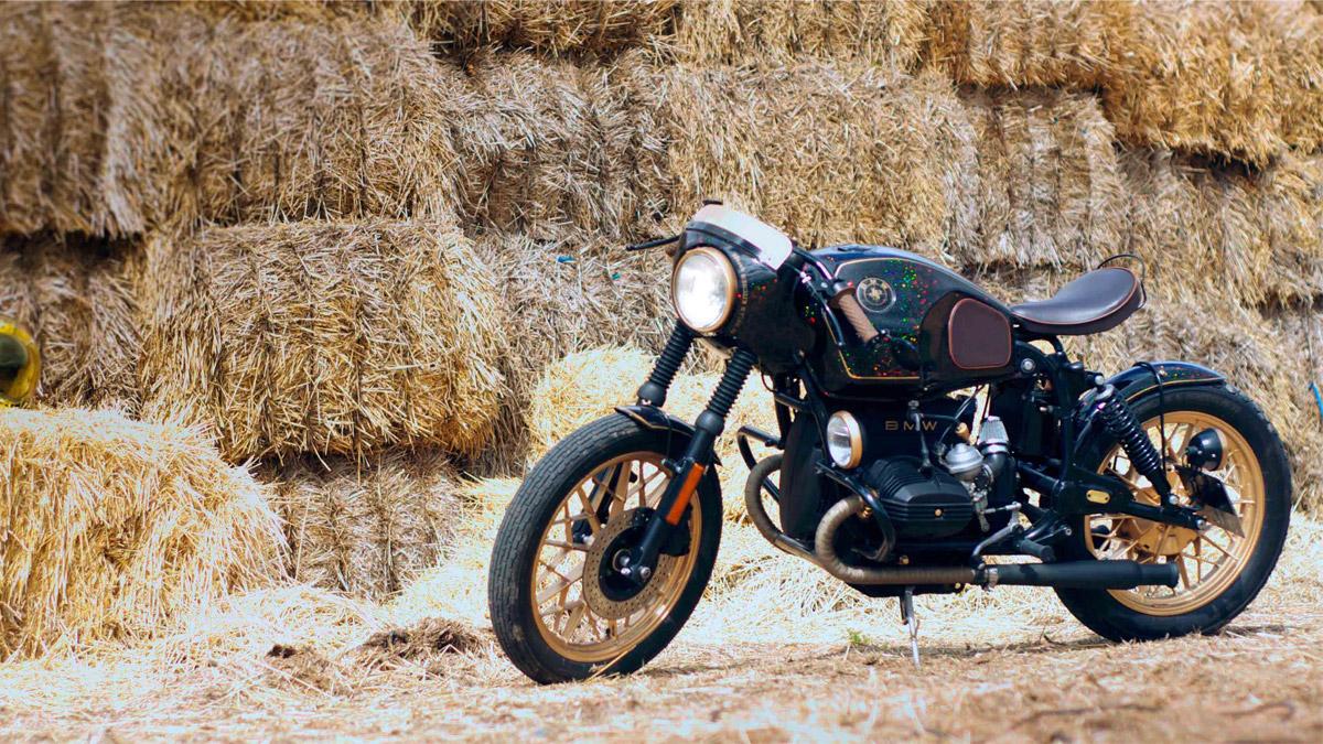 BMW Heritage Custom Project: Primeras preparaciones