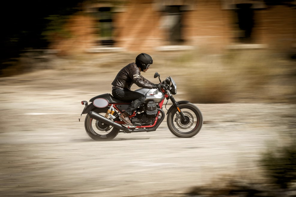 Moto Guzzi V7 III Racer, prueba, ficha técnica y primeras impresiones