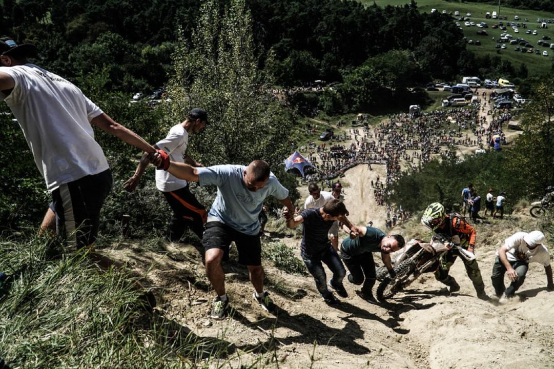 Sexta victoria de Graham Jarvis en el enduro extremo de Romaniacs