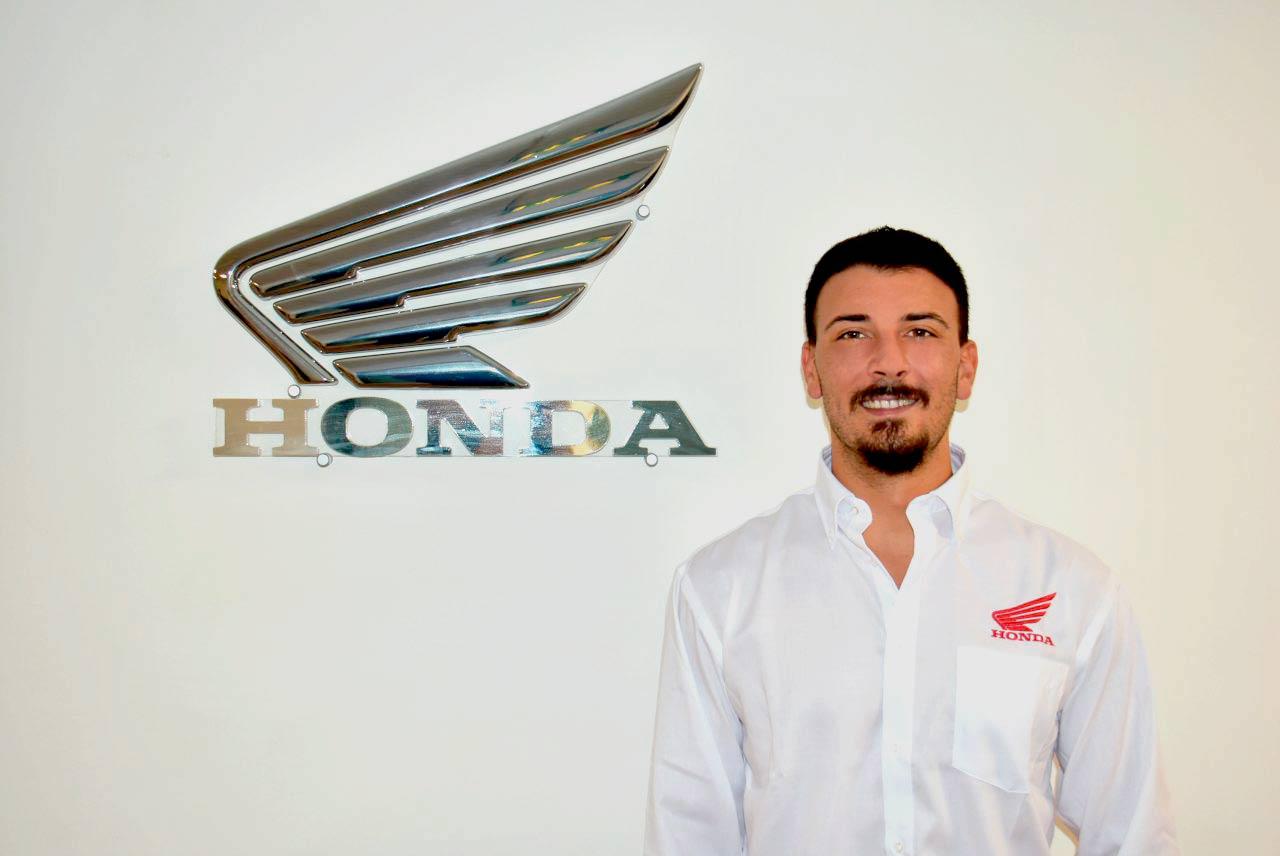 Davide Giugliano competirá con la Honda de Nicky Hayden