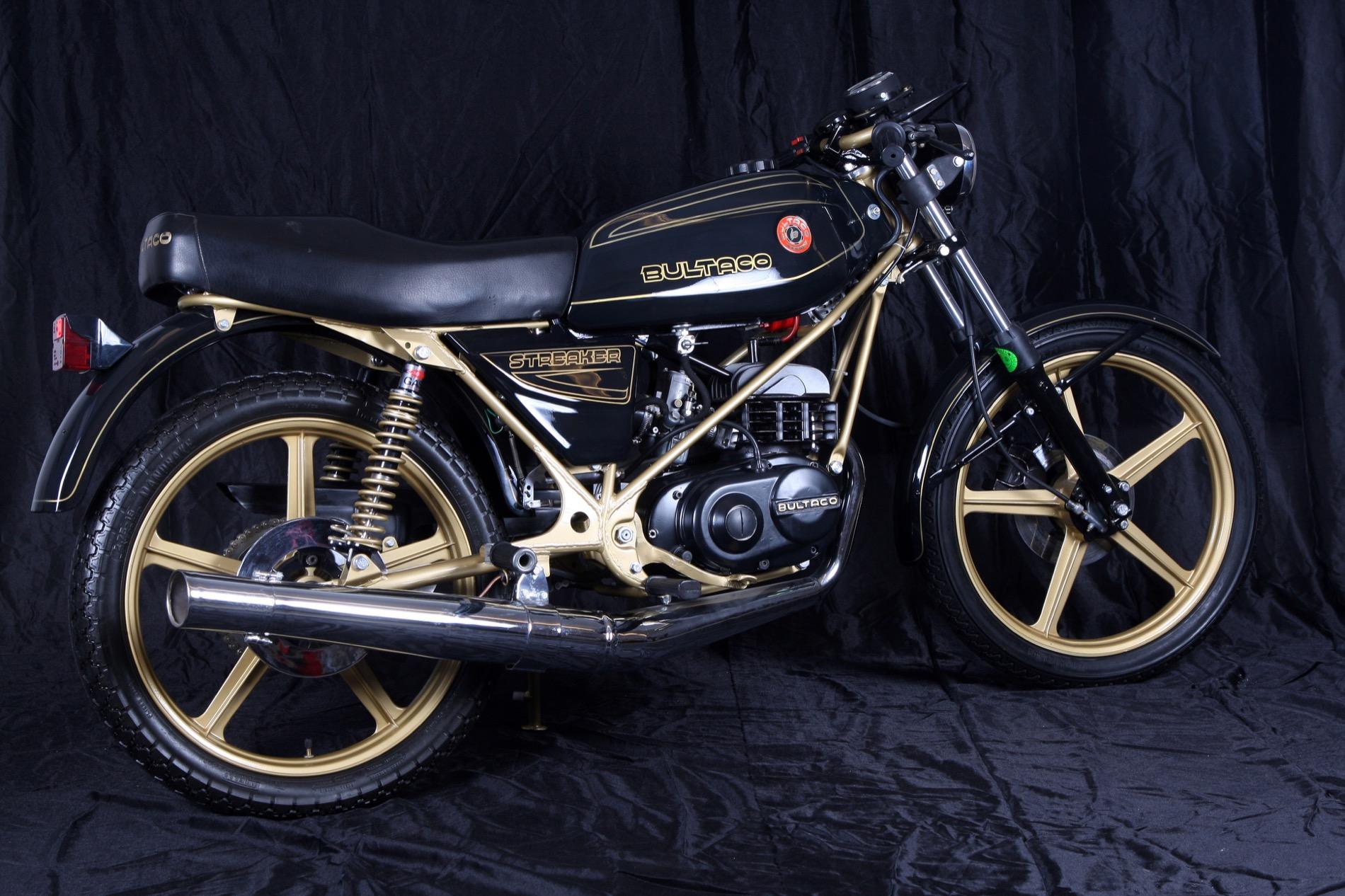 Bultaco Streaker 75/125 1977-1979, la última de las estrellas de Bultaco