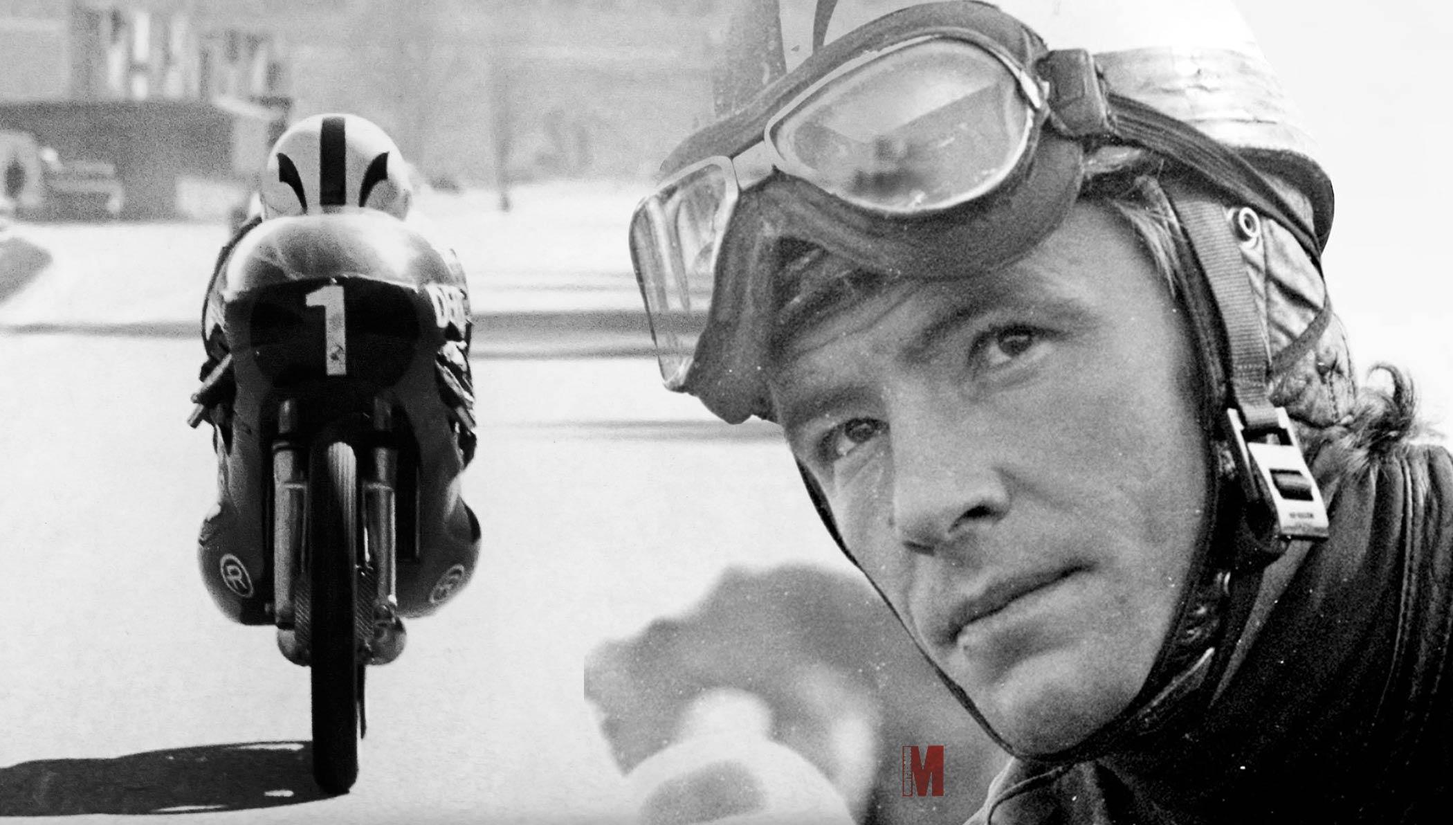 El Ángel de la guarda del motociclismo