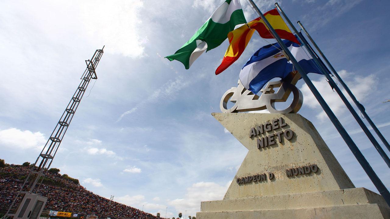 El circuito de Jerez llevará el nombre de Ángel Nieto