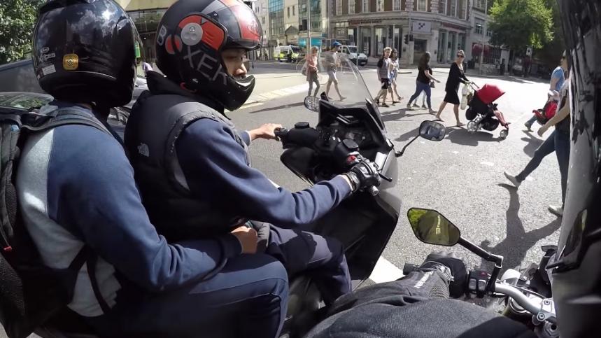 Buscan el apoyo del ejército para luchar contra los robos en Londres