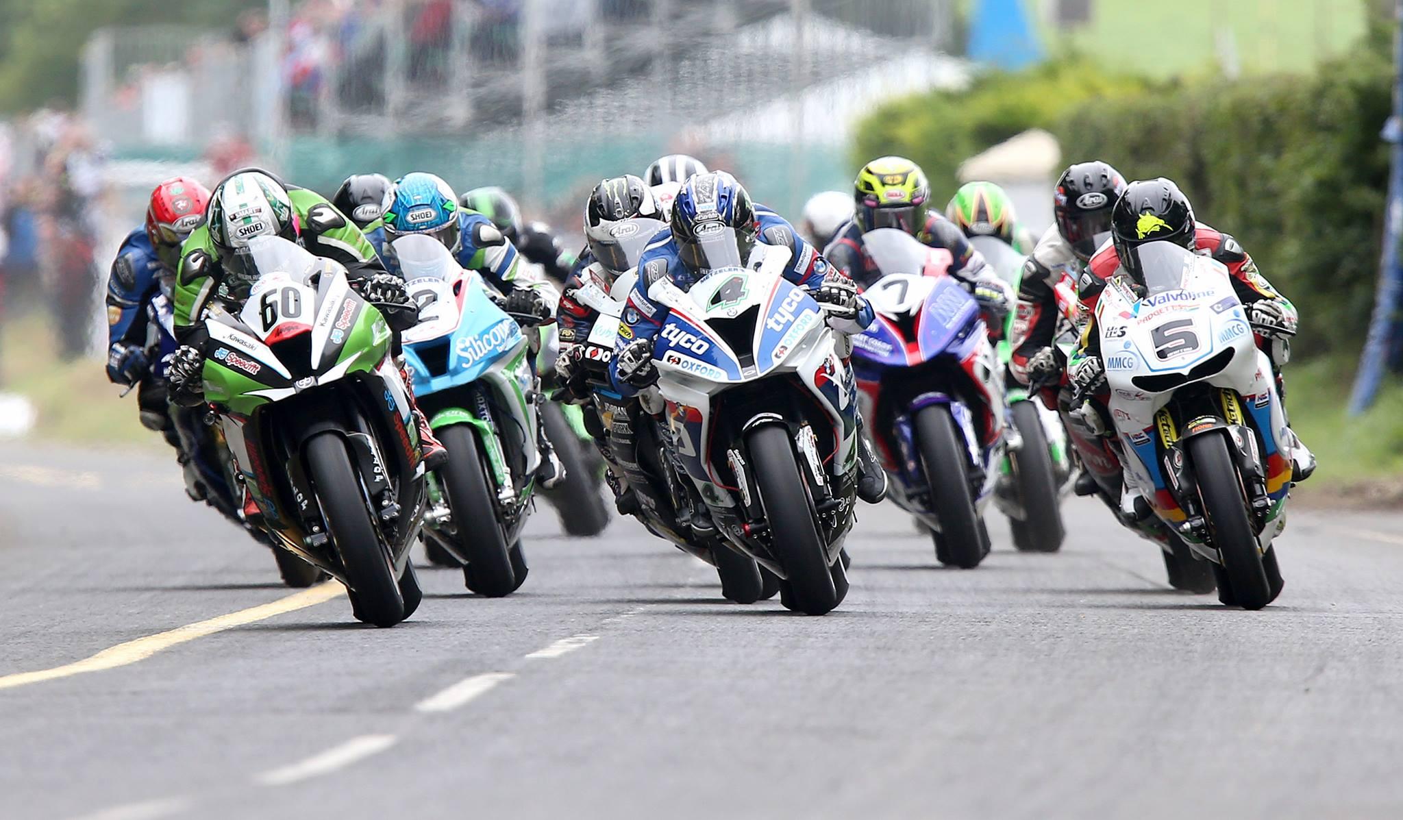 Ulster GP 2017, la road race de récord donde aún rugen las dos tiempos