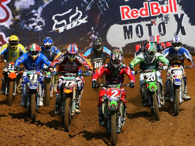 Donington Park acogerá el Motocross de las Naciones