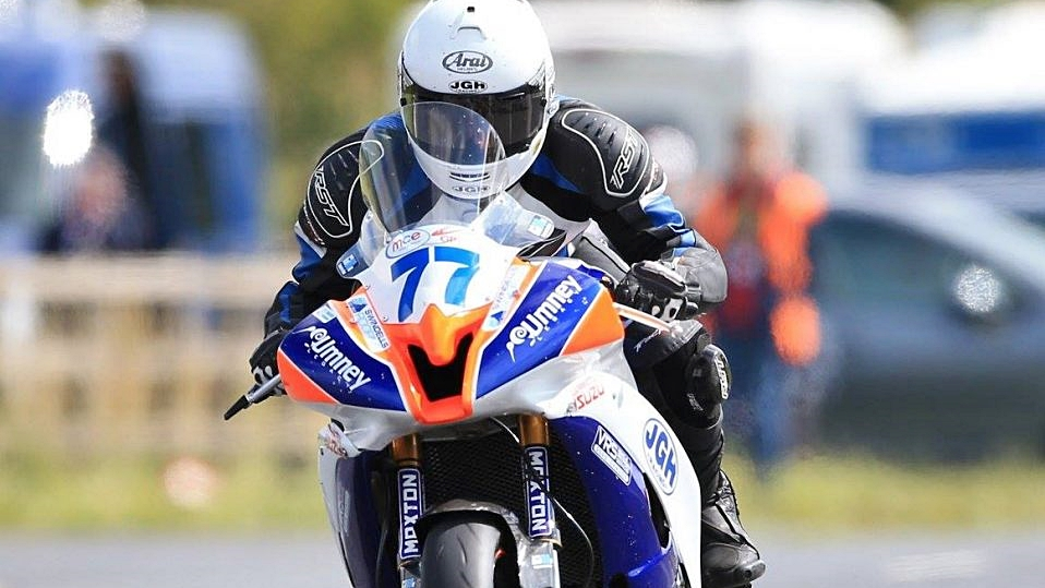 Fallece Jamie Hodson tras un accidente en el Ulster GP