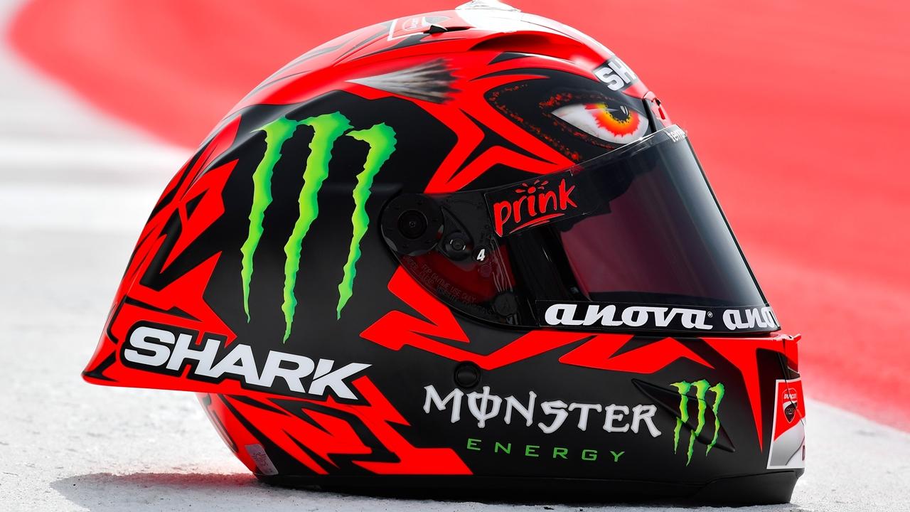 Diablo, el diseño especial del casco de Jorge Lorenzo para conquistar Austria