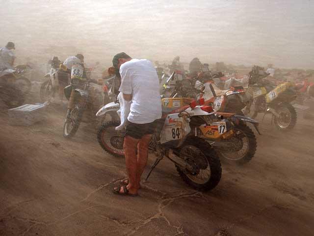 Candidaturas para el nuevo Dakar