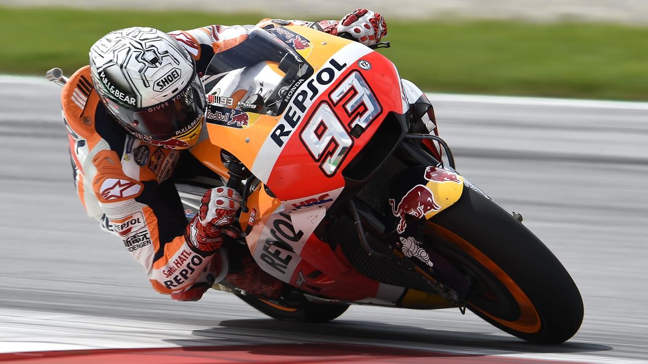 Marc Márquez, cerca de cerrar el actual círculo de MotoGP