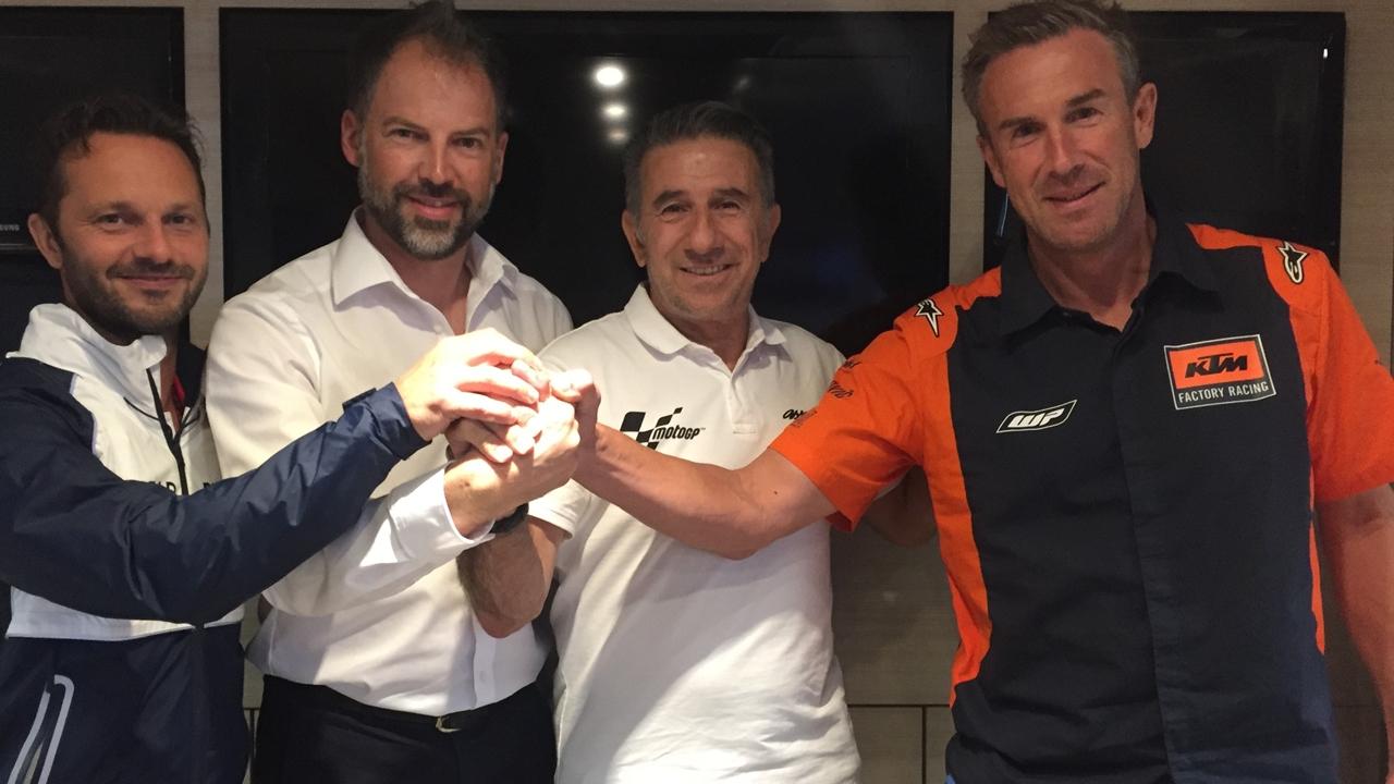 El Aspar Team se cambia a KTM para la temporada 2018 de Moto3