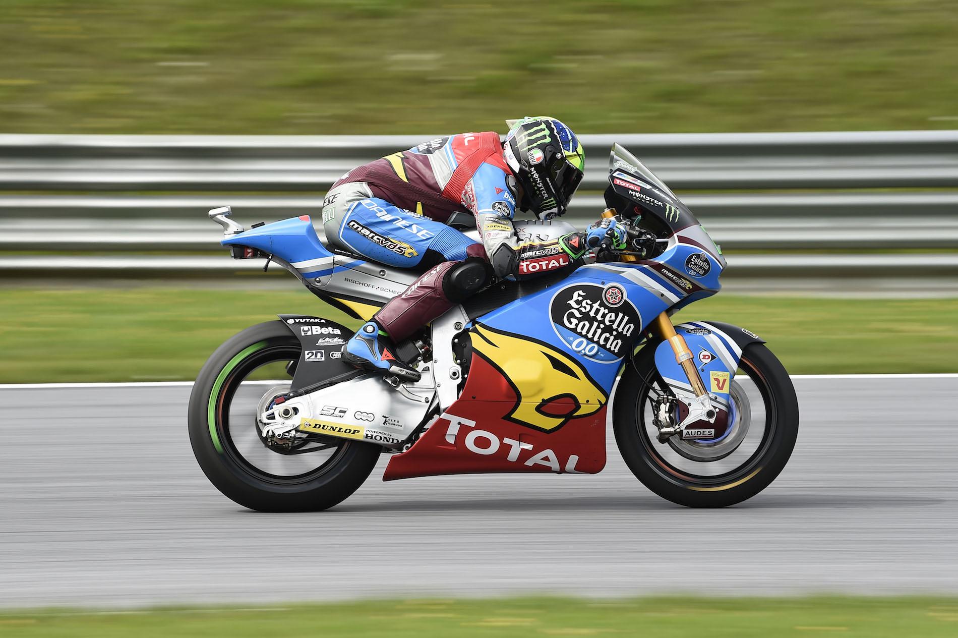 Franco Morbidelli vuelve al buen camino y gana en Austria