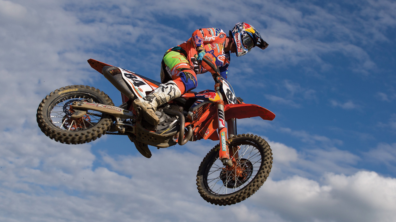 MXGP Suiza 2017. Jeffrey Herlings, en racha