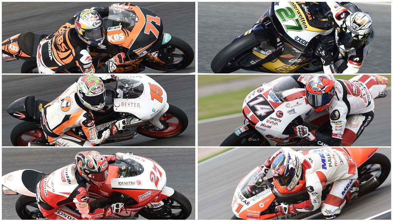Las estrellas de futuro del motociclismo (I): 12 talentos nacidos en el año 2000