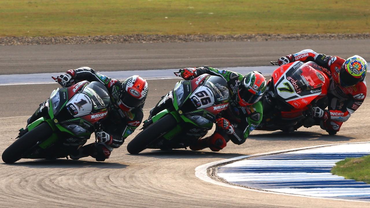 Kawasaki vs Ducati: Alemania vive un nuevo capítulo de la rivalidad