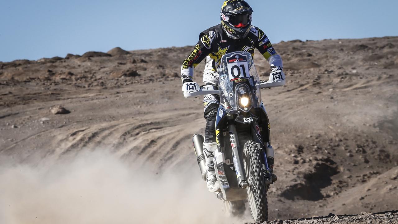 Pablo Quintanilla bate a Kevin Benavides y gana su quinto Rally de Atacama seguido