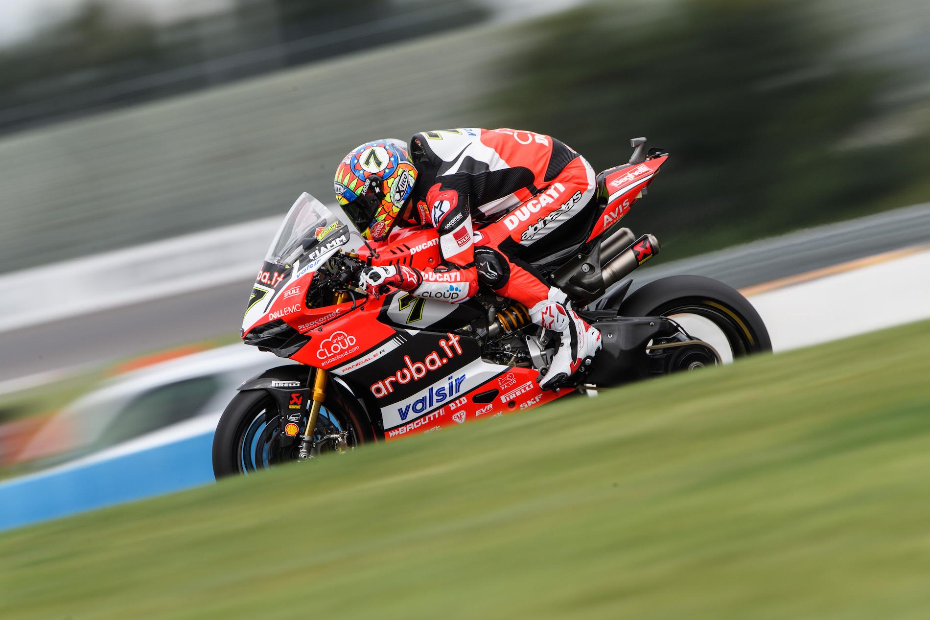 Chaz Davies endereza el fin de semana con victoria en Lausitzring