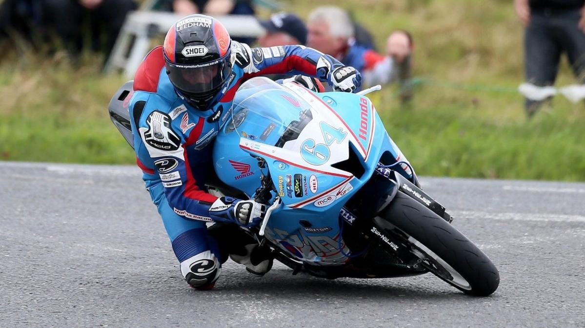 Fallece Gavin Lupton 11 días después de su accidente en el Ulster GP