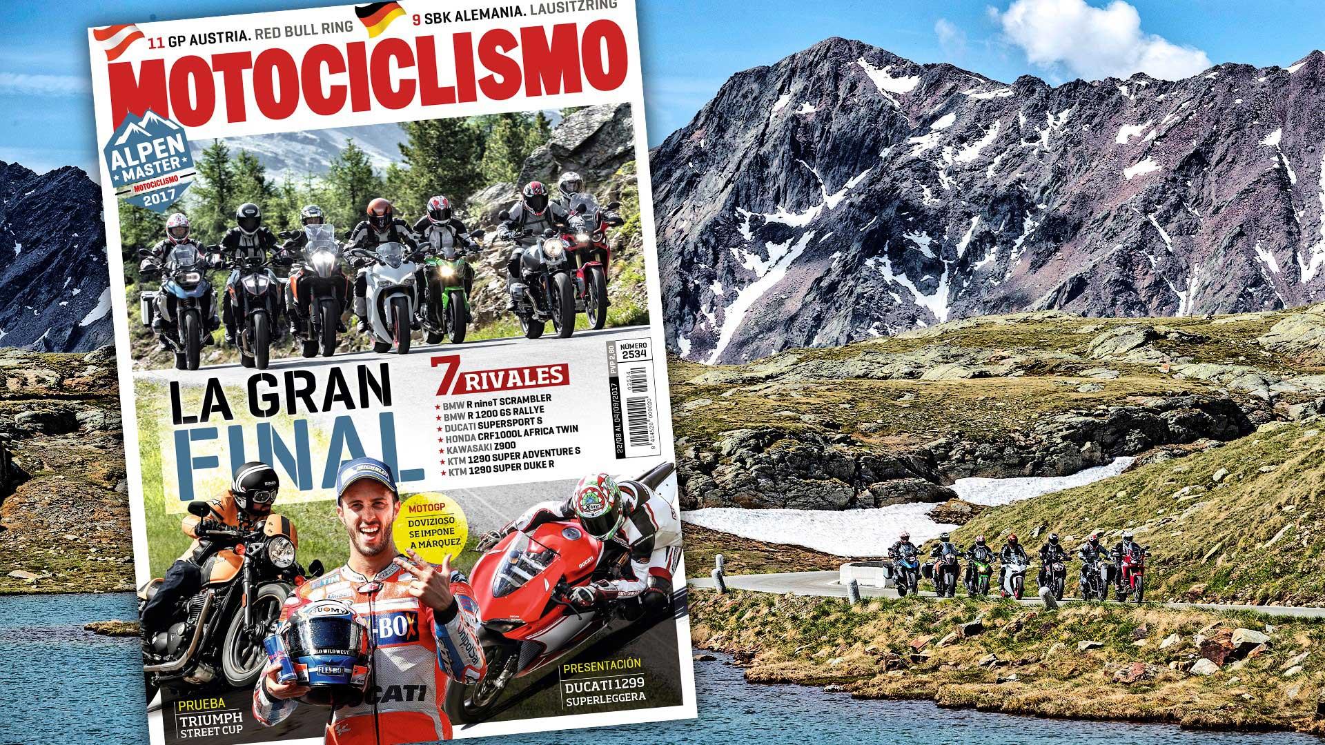 Llega la gran final del Alpen Master 2017