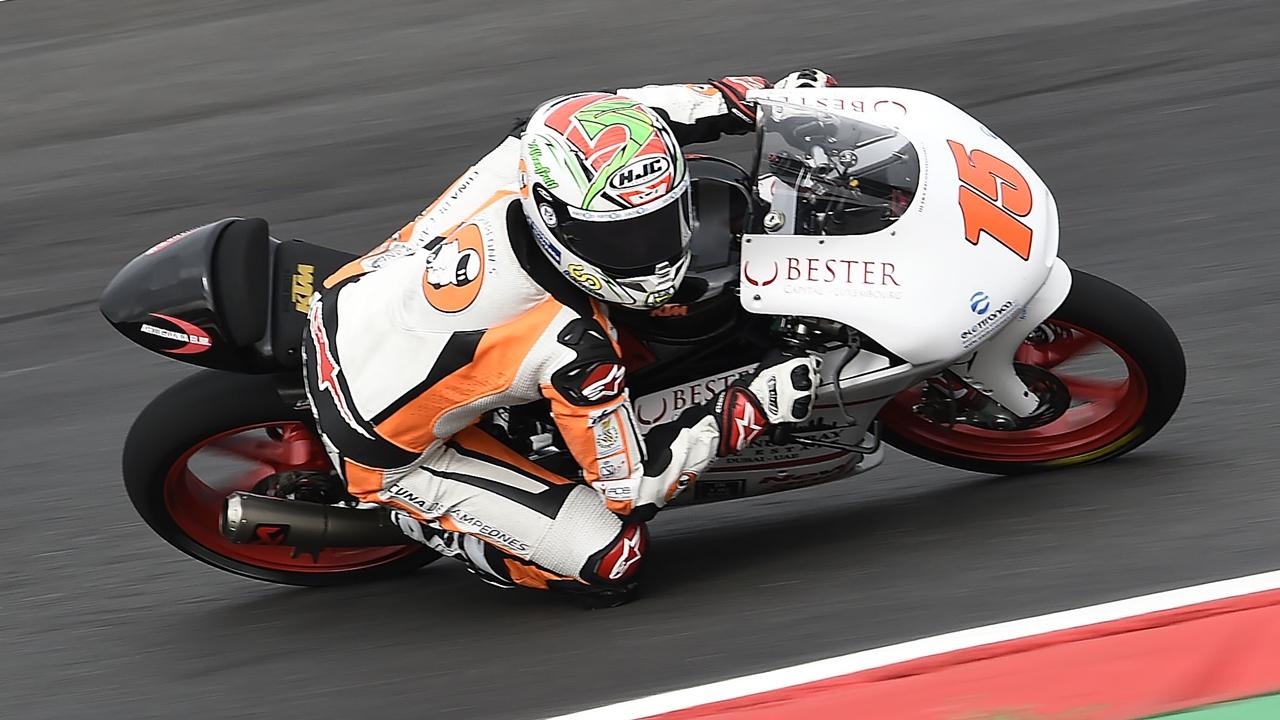 Jaume Masiá correrá el Mundial de Moto3 a tiempo completo en 2018 con una KTM