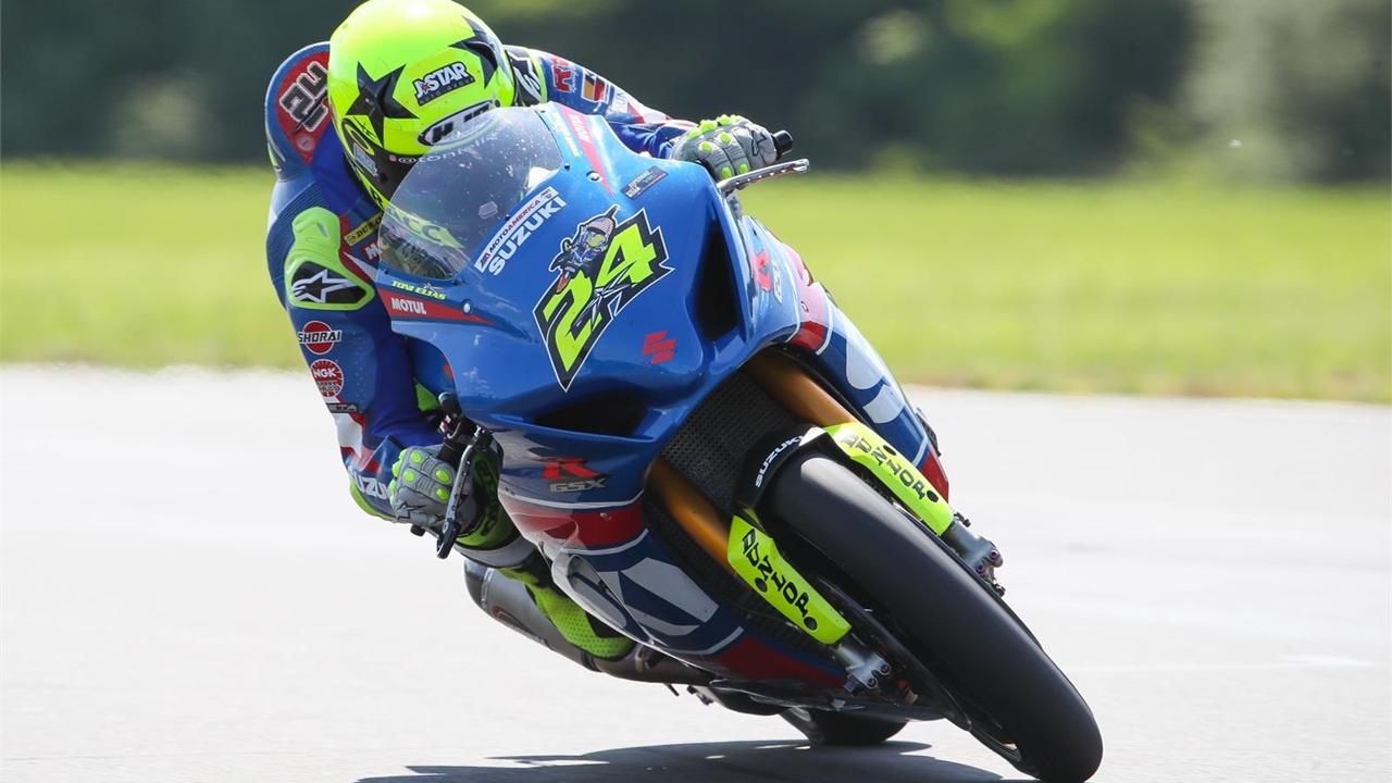 Toni Elías puede ser campeón del MotoAmerica este fin de semana